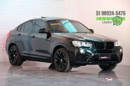 BMW X4 XDRIVE 2.0 28IX-LINE 245HP BLINDADA NIVEL 3 INFINITI 28 MIL KM 4P