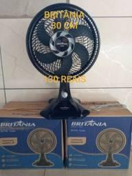 Ventiladores turbo 30 CM 130 reais
