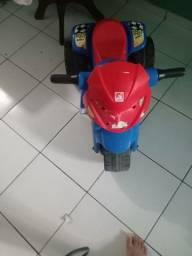 Moto eletrônico bandeirantes
