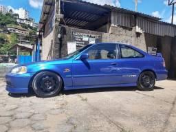 Honda Civic EX 97 Coupê 2.0 16v