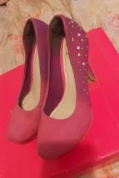 Sapato Feminino tamanho 35