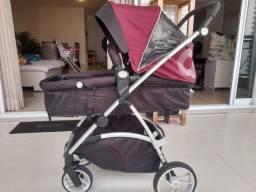carrinho de bebê Galzerano Dzieco