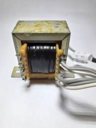 Transformador aparelho de Som