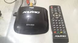 Decodificador Aquário DTV-5000