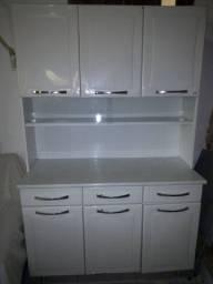 Armário de cozinha Itatiaia 6 portas 3 gavetas