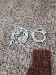 Vendo cabos tipo C de 1M e 1.50m