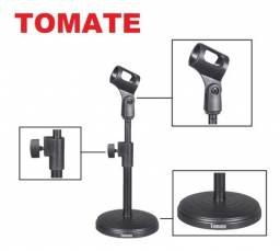 Suporte de Mesa para Microfone Tomate Mtg-025