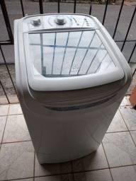 Máquina de lavar Electrolux turbo economia 8kg super nova ZAP 988-540-491