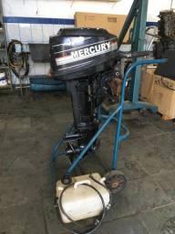 Motor de popa Mercury 15 HP Ameicano