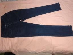 Calça jeans M. Office novinha 44