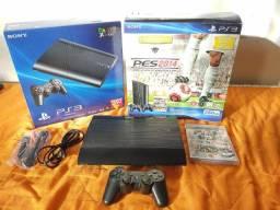 Vendo Playstation 3 Super Slim d.e.s.t.r.a.v.a.do