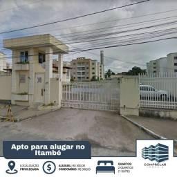 Título do anúncio: Apartamento para alugar no Itambé por R$ 500