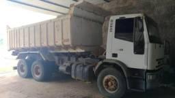 Caminhão caçamba iveco 2010 otimo estado de conservação - 2010