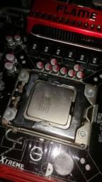 Placa mae pcware flame x58+ I7 950. leia a descrição