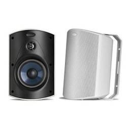 Caixas de som brancas Polk Audio Atrium (o par)