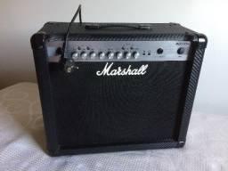 Amplificador Guitarra Marshall MG30CFX 30W Usado