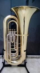 Tuba Weril J981 Modelo novo - Personalizada Zerada / Parcelo