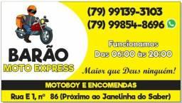 Ligue e peça seu moto boy