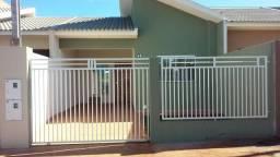 Linda casa no Tropical - Arapongas - financia MCMV