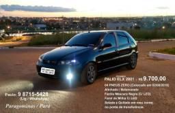 Palio ELX Completo 2001 - 9.700,00 - 2001