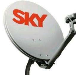 Antena nova