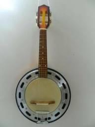 Banjo Clave de Sol Eletrico
