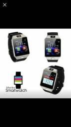RELÓGIO SMARTWATCH ZD-09 (relógio Bluetooth c/ entrada para chip)
