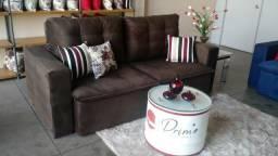 Promoção sofá pronta entrega
