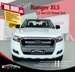 Ford Ranger 2.2 xls 4x4 cd diesel auto - 2018