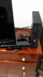 Vendo XBOX 360 DESTRAVADO+ Kinect Ou troco Xbox one e volta!