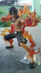 Estatua Portgas D Ace Figure One Piece