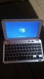 Tablet com teclado original