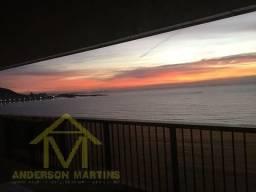 Imponente 4 quartos frente p\mar da Praia da Costa