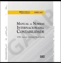 581b3c8bf640d Livro - Manual De Normas Internacionais De Contabilidade