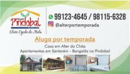 Mês de Férias,Aluguel por Temporada em Santarém no Pará