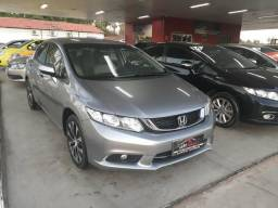 New Civic LXR 2.0 2014 e 2015. GM VEÍCULOS - 2015