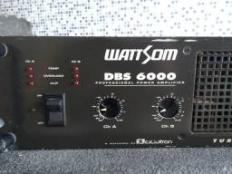 Potencia Wattson Dbs 6000