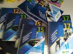 Material apostilado sistema COC de ensino