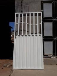 Fabricamos grandes portões de ferro em geral