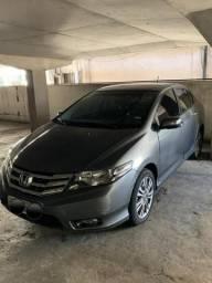 Honda City Automático - 2014