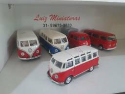 Miniaturas de Kombi
