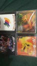 Lote CDs HELLOWEEN IMPORTADOS