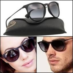 Óculos Polarizado anti reflexo RB 4171 Preto com proteção UV e43b09ae31