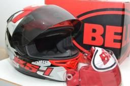 Capacete Bell RS-1 Kevlar® e Fibra de Vidro