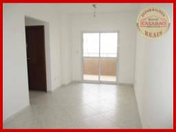 Apartamento com 2 dormitórios à venda, 57 m² por R$ 235.000 - Cidade Ocian - Praia Grande/