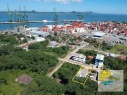 Terreno parcelado Próximo ao porto de Itapoá!