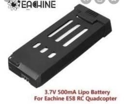 Bateria pra drone eachine E58 de 3,7 V de 500 mah