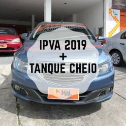 Chevrolet Prisma LTZ 1.4 2015 Aut Oferta tanque cheio - 2015