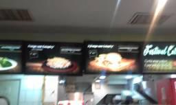 Equipamentos fast food