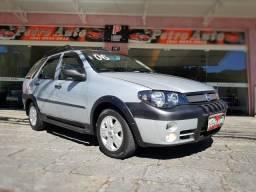 FIAT Palio - 2006 - 1.8 MPI ADVENTURE WEEKEND 8V FLEXPOWER 4P MANUAL - 2006